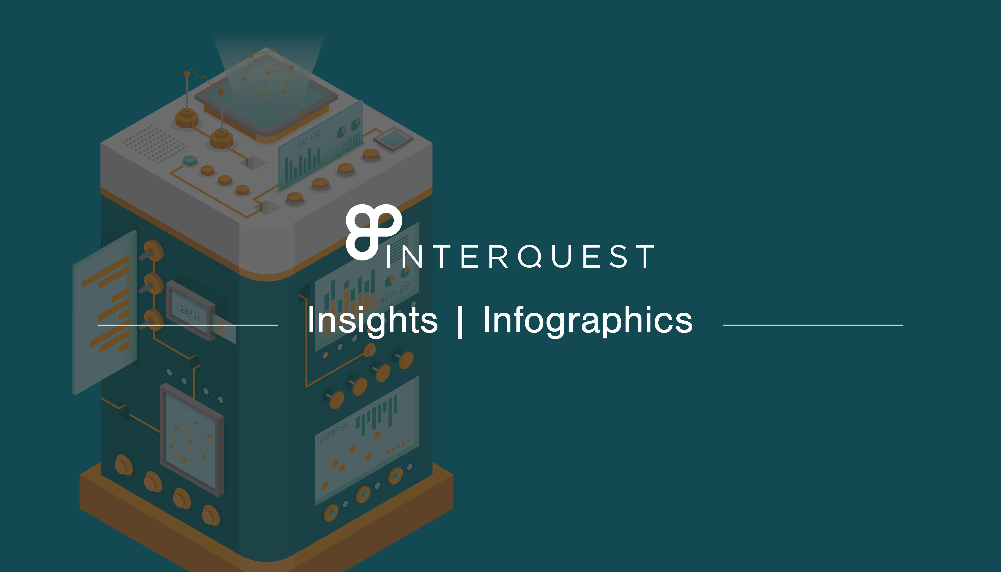 InterQuest Insights banner for an infographic about maturing big data and analytics