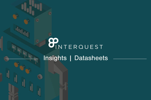 InterQuest Insights banner for an infographic about maturing artificial intelligence technology